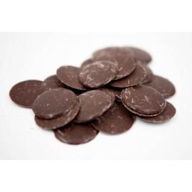 Kings Dark Chocolate Discs 250g