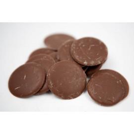 Kings Milk Chocolate Discs 250g