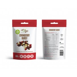 Cranberry YoghurtBurst Premium 100g