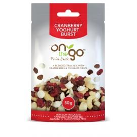 Cranberry YoghurtBurst Premium 50g
