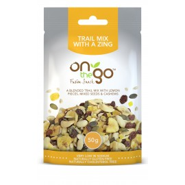 Trail Mix with a Zing Premium 50g