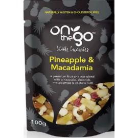 Little Luxuries Pineapple & Macadamia 100g
