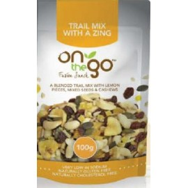 Trail Mix with a Zing Premium 100g