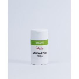 Arrowroot powder Organic 100g