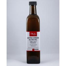 Extra Virgin Olive Oil 500 ml Organic
