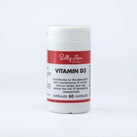 Vitamin D3 Premium 1000iu 60 capsules