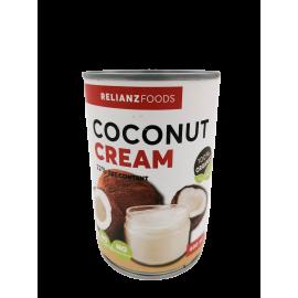 Relianz Coconut Cream Organic 22% 400ml